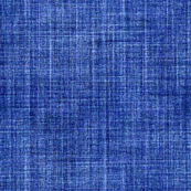 Denim faux linen