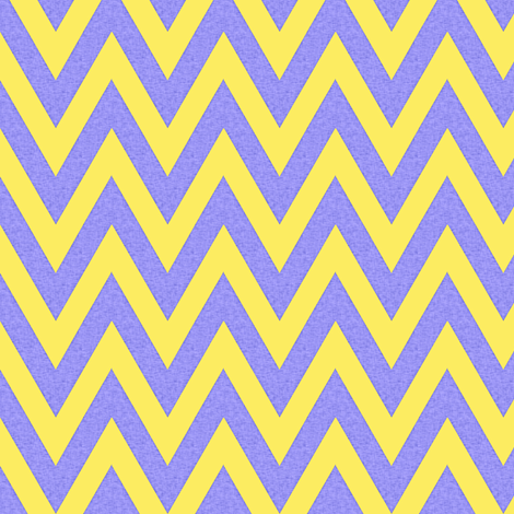 Yellow and Gray chevron / Happy fabric by magentarosedesigns on Spoonflower - custom fabric