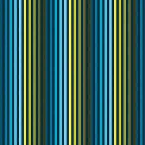 Cameo Stripe Blue