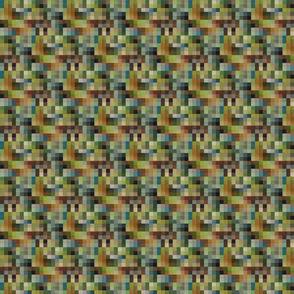 Textured Palette Plaid