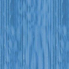 Blue On Blue Vertical Stripes