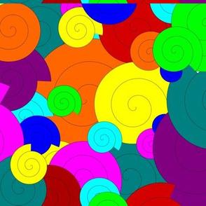 spiraling 70's