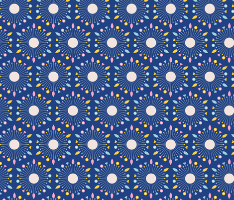 Sewing Pins fabric by marcelinesmith on Spoonflower - custom fabric
