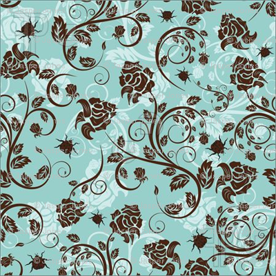Brown-blue-floral-background-1737233_preview