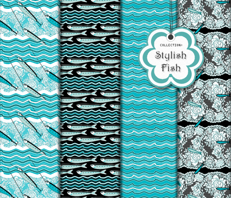 Stylish Fish