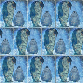 Snow Penguins
