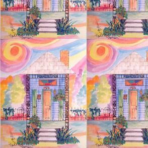 swirl rowhouse