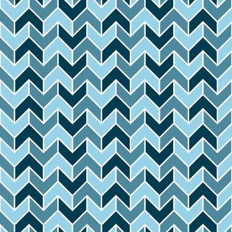 chevron 2mg x3 fabric by sef on Spoonflower - custom fabric