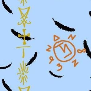 Enochian Doodles