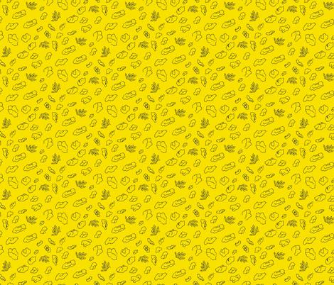Cosmic Rocks fabric by elliewhittaker on Spoonflower - custom fabric