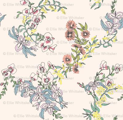 Flower Girls Floral