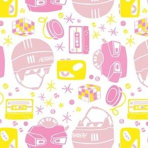 Jacks + Stacks (Pink)