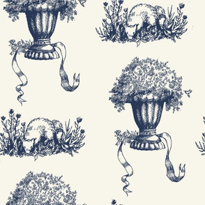 Topiary Toile