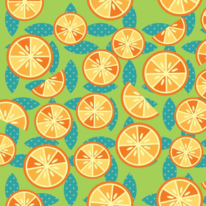 TANGERINE SLICES (Lime)