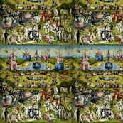 The Garden of Earthly Delights by Bosch (Low resolution)