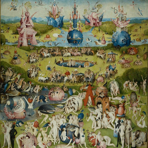 The Garden of Earthly Delights - Bosch