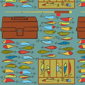 Fishing Lures P3