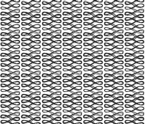 Ribbon Candy fabric by robynie on Spoonflower - custom fabric