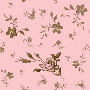 Petit Trianon ~ Rose Git Sprig