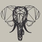 Geo elephant