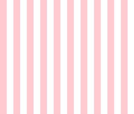 Pink Vertical stripes // The Breakfast Club // nicholefranklindesigns  fabric by nicholefranklindesigns on Spoonflower - custom fabric