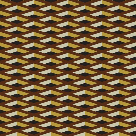 Roman Reticulate 1c fabric by muhlenkott on Spoonflower - custom fabric