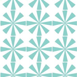 Atomc Pinwheel Blue