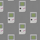 Paper Cut-Out Gameboys