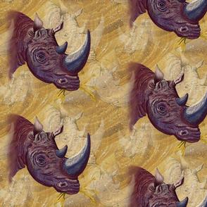 Chipembere... Rhino...