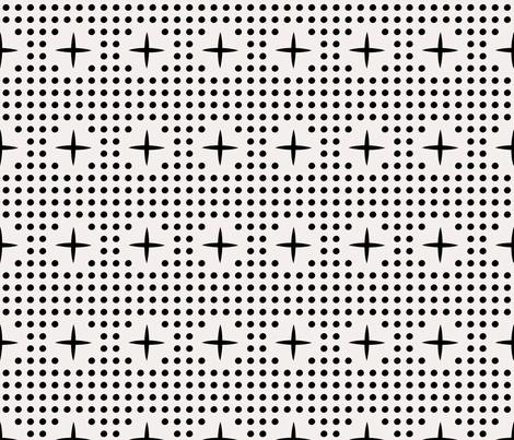 dot_grid_mud_cloth fabric by holli_zollinger on Spoonflower - custom fabric