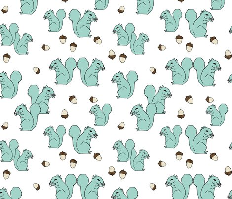 Rsquirrels_pale_turquoise_white_shop_preview