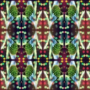 Sparkle Cactus Kaleidoscope