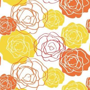 Autumn Marigold