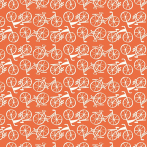 Ride your life in orange