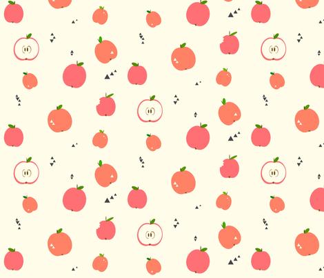 redone fabric by luckywe on Spoonflower - custom fabric