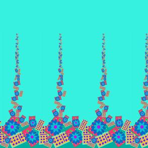 Domino border