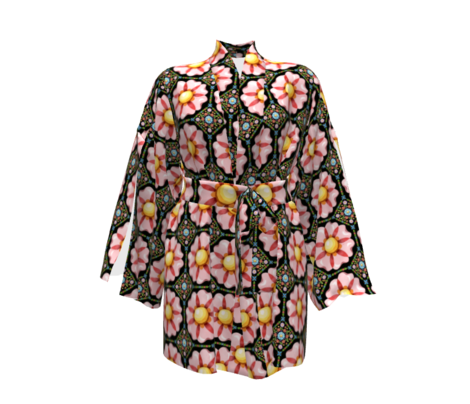 Rpatricia-shea-designs-millefiori-pink-flower-repeat-black_comment_711001_preview
