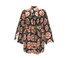 Rpatricia-shea-designs-millefiori-pink-flower-repeat-black_comment_711001_thumb