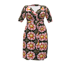 Rpatricia-shea-designs-millefiori-pink-flower-repeat-black_comment_711003_thumb
