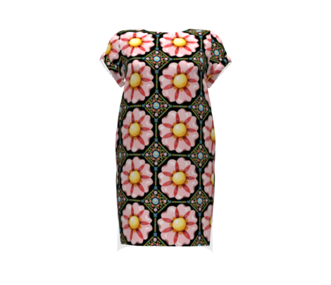 Rpatricia-shea-designs-millefiori-pink-flower-repeat-black_comment_711004_preview