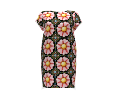 Rpatricia-shea-designs-millefiori-pink-flower-repeat-black_comment_711004_thumb
