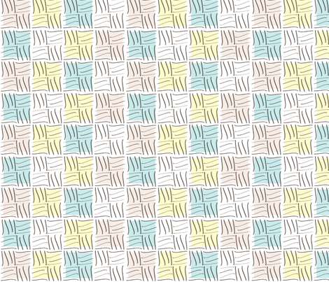 almost_square_4_stripes_ fabric by colour_angel_by_kv on Spoonflower - custom fabric