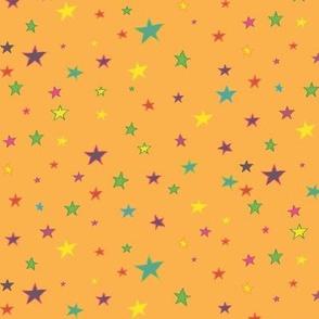 starry sunset_sprinklings sunset_orange