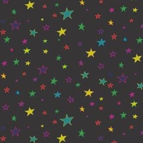 starry night_sprinkle infinity_black