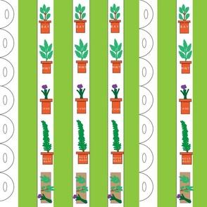 Herb Garden Stripes