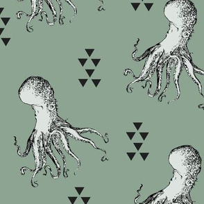 Squid Green