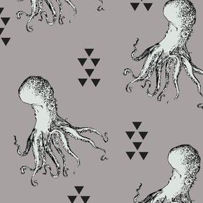 Squid Grey