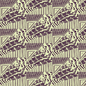 Africagreenpurple