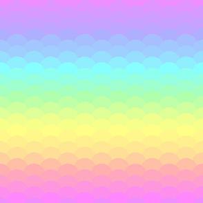 03303831 : rainbow scales