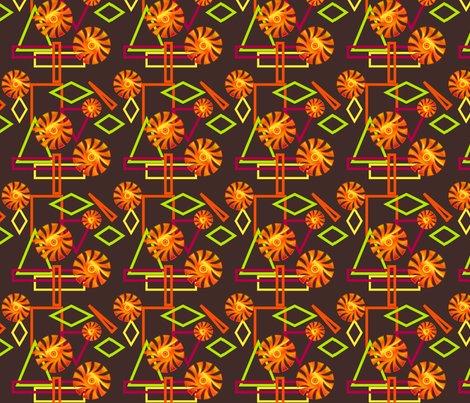 Rsummer_sun_fabric_brown_5x5_shop_preview